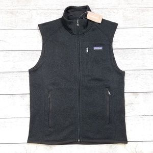 NWT PATAGONIA BETTER SWEATER MENS SMALL VEST